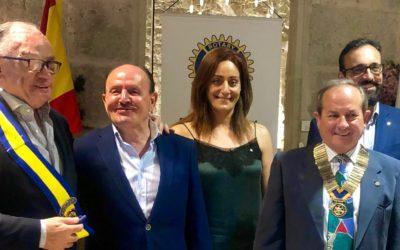 Humberto Díez preside el Club Rotario de Burgos
