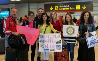 Bienvenidas a Burgos