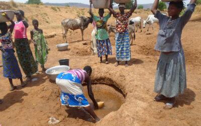 El agua potable llega a Burkina Faso de la mano de los rotarios de Burgos y Valladolid