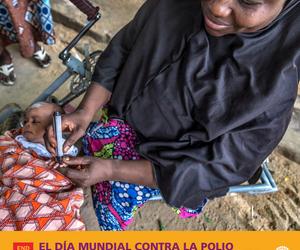 Día Mundial de la Polio