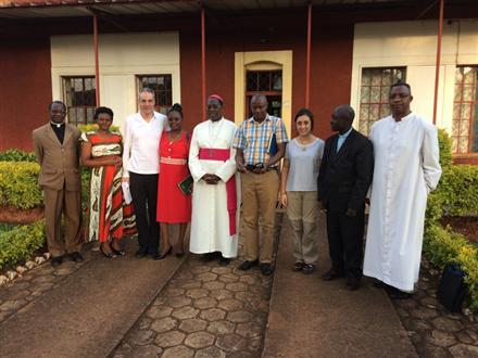 Agua potable y desarrollo en Burundi